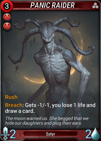 Panic Raider Card Image