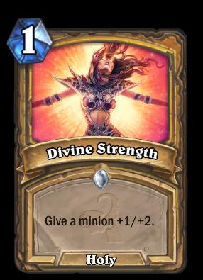 Divine Strength Card Image