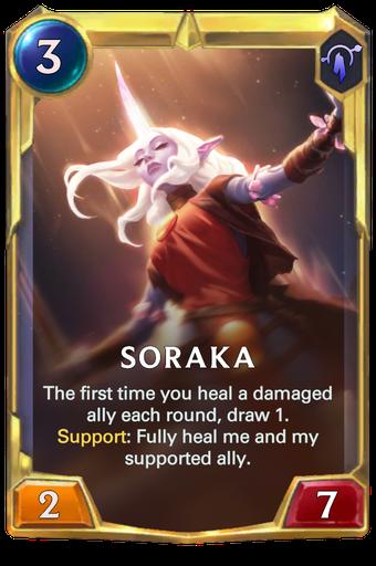 Soraka Card Image