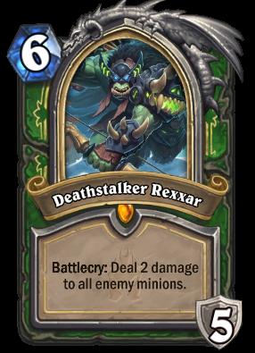Deathstalker Rexxar Card Image