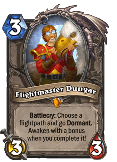Flightmaster Dungar Card Image