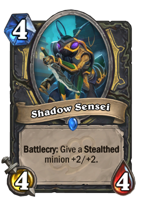 Shadow Sensei Card Image