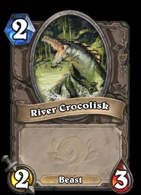 River Crocolisk Card Image