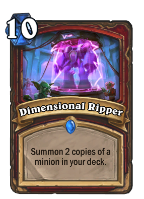 Dimensional Ripper Card Image