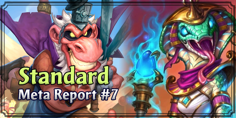 Standard Meta Report #7 - September 23, 2019 - September 29, 2019