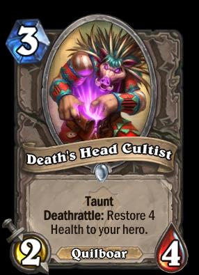 Death's Head Cultist Card Image