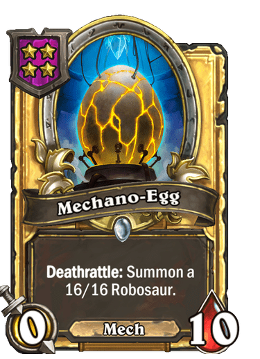 Mechano-Egg Card Image