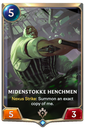 Midenstokke Henchmen Card Image