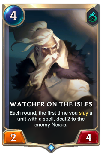 Watcher on the Isles Card Image