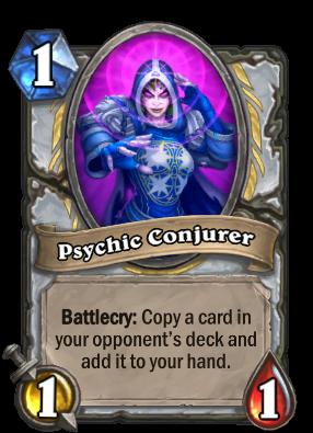 Psychic Conjurer Card Image
