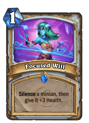 Focused Will Card Image