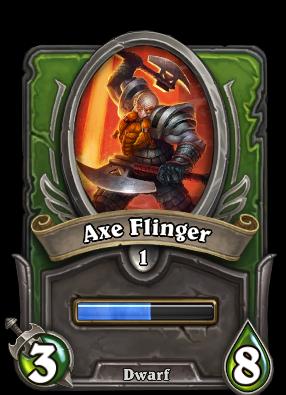 Axe Flinger Card Image