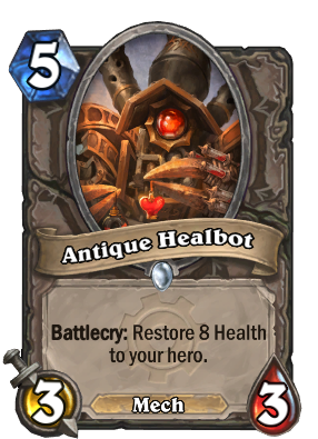 Antique Healbot Card Image