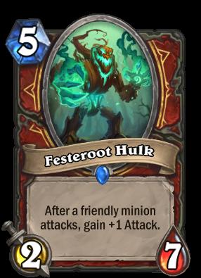 Festeroot Hulk Card Image