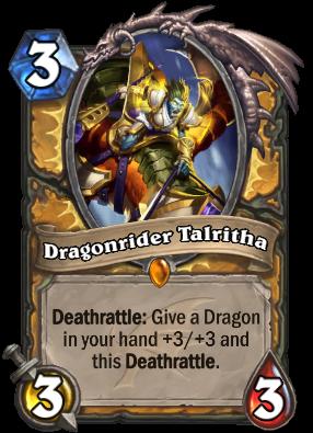 Dragonrider Talritha Card Image