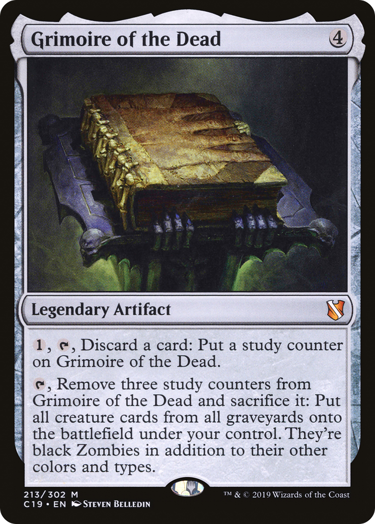Grimoire of the Dead Card Image