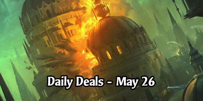 Blast Zone's Card Style is 70% Off Today - MTG Daily Deals for May 26, 2020