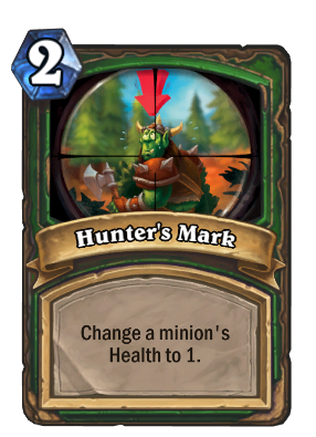 Hunter's Mark Card Image