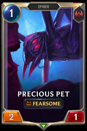 Precious Pet Card Image