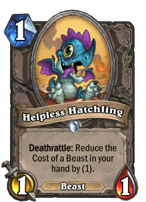 Helpless Hatchling Card Image