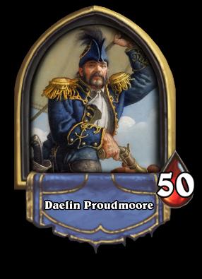 Daelin Proudmoore Card Image
