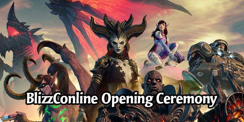 BlizzConline Opening Ceremony Live Recap & New Info on Hearthstone's Forged in the Barrens