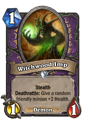 Witchwood Imp Card Image