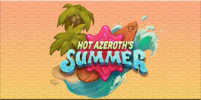 New FanArt Brawl #15 'Hot Azeroth's Summer' Hosted By Anton Zemskov Has Started!
