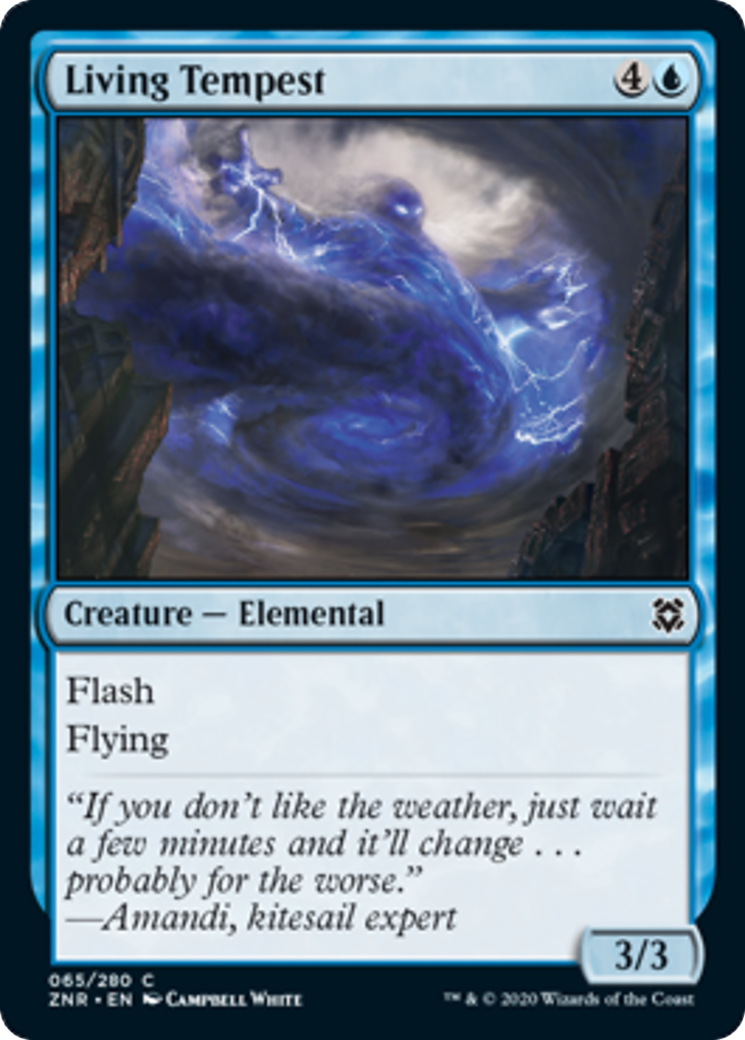 Living Tempest Card Image
