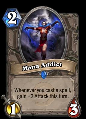 Mana Addict Card Image