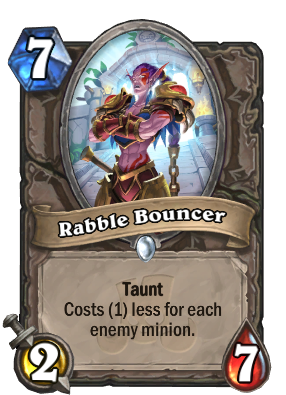 Rabble Bouncer Card Image