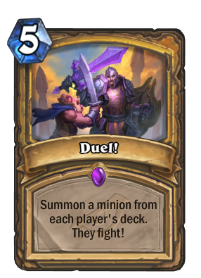 Duel! Card Image