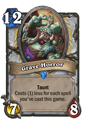 Grave Horror Card Image