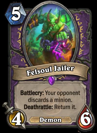 Felsoul Jailer Card Image