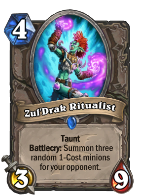 Zul'Drak Ritualist Card Image