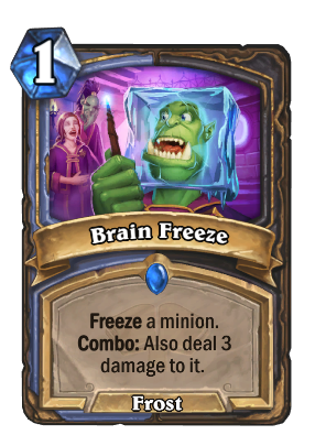 Brain Freeze Card Image