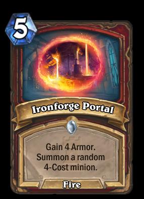 Ironforge Portal Card Image