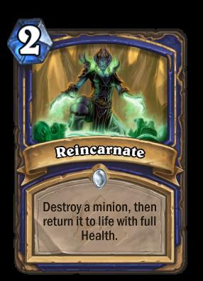 Reincarnate Card Image