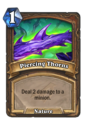 Piercing Thorns Card Image