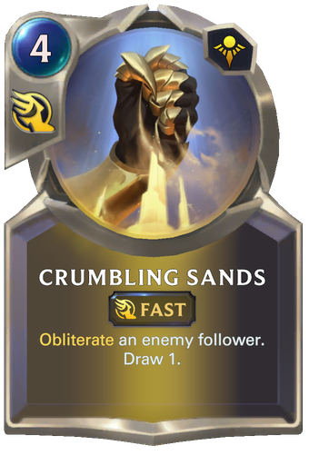 Crumbling Sands Card Image