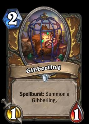 Gibberling Card Image