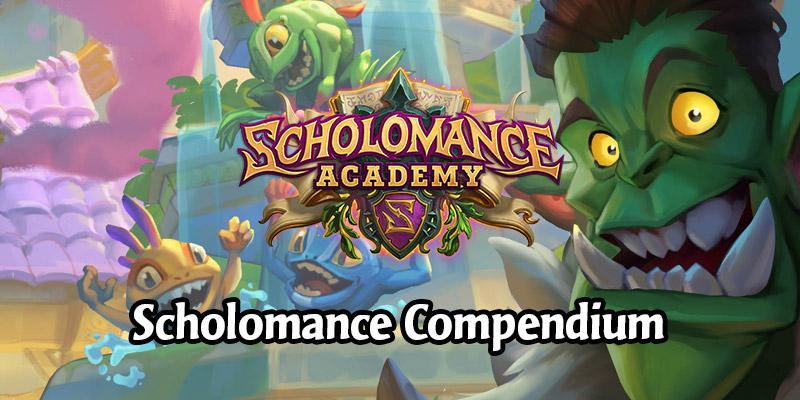 The Scholomance Academy Community Compendium