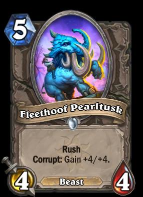 Fleethoof Pearltusk Card Image