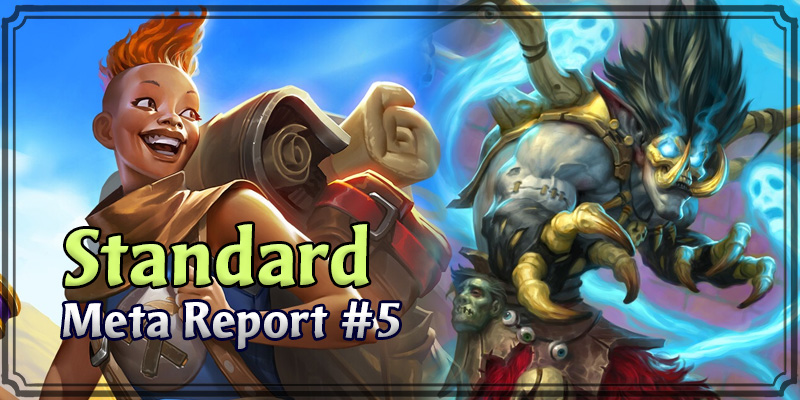 Standard Meta Report #5 - September 8, 2019 - September 15, 2019