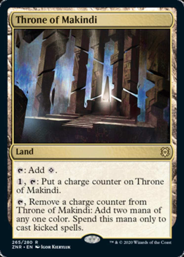 Throne of Makindi Card Image