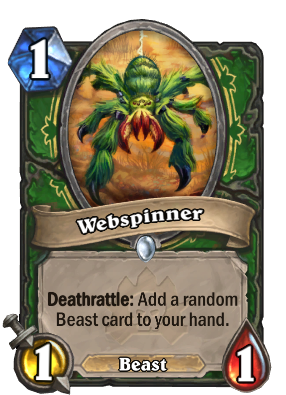 Webspinner Card Image