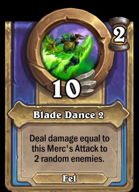 Blade Dance 2 Card Image