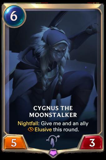 Cygnus the Moonstalker Card Image