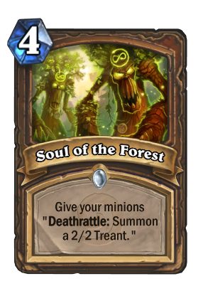 Soul of the Forest Card Image