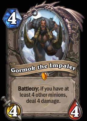 Gormok the Impaler Card Image
